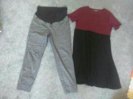 NEEDS GONE! maternity clothes bundle