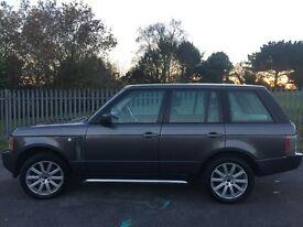 Range Rover vouge diesel