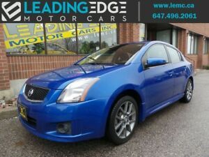 2010 Nissan Sentra SE-R SE-R $48/Week!! w/ Navi, back up camera!