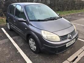 Renault scenic 1.4 petrol 53/2004