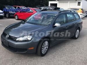 2011 Volkswagen Golf Wagon/Familiale* Extra clean!*