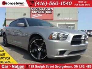 2014 Dodge Charger SXT | LEATHER | SUNROOF | EXHAUST |