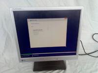 LG Flattron L1710B monitor screen for PC