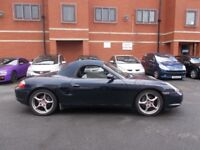 Porsche Boxster 2.7 986 Convertible 2dr 1 year warranty 2004