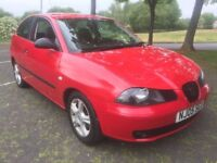 Seat ibiza 2005 model (px welcome)