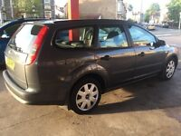 Ford Focus 1.6 Estate, 12 Months MOT service history £700