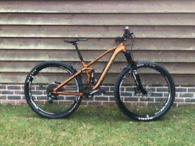 Canyon Spectral AL 9.9 EX Full Suspension Mountain Bike