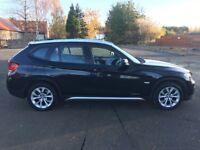 BMW X1 2.0 X-Drive - Black - 66000 miles