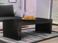 New coffee table gloss and matt blck