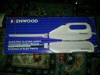 Kenwood electric knife in working order