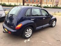 2005 Chrysler PT Cruiser diesel,10 months mot,ac,alloys,tow bar,clean,excellent runner,good car.