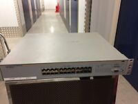 Network Switch Centre Com 8124 XL - Collection Only - CH2 4HX