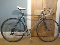 Raleigh Road Bike Made in England