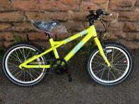 NEW Dawes 18inch Blowfish Neon Yellow Boys Bike - Soiled - RRP £225