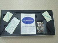 Board Game Stockmarket hardly used. For up to 6 players or teams