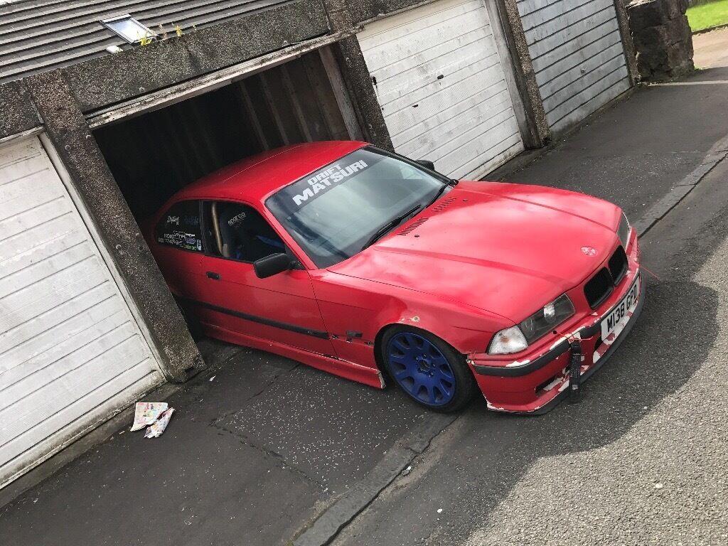 bmw e36 m50b25 drift car look | in alva, clackmannanshire | gumtree