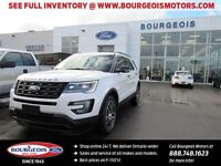 2016 Ford Explorer Sport 4WD 3.5L V6 EOCBOOST WITH FREE WINTER S
