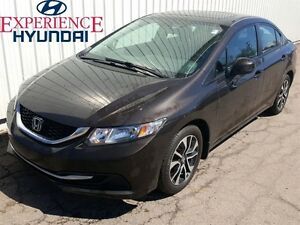 2013 Honda Civic EX EXCELLENT EX EDITION WITH GREAT FUEL ECONOMY