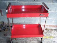 Mac tools workshop cart