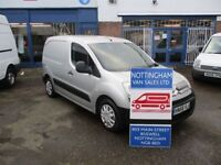 CITROEN BERLINGO NEW SHAPE NO VAT 2008