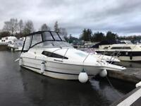 Bayliner 2655 sports cruiser boat