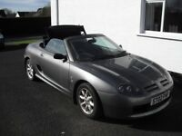 MGTF in Excellent condition with 12 months MOT