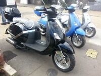BRAND NEW LAMBRETTA PATO 125/151cc MOTORCYCLE MOTORBIKE SCOOTER MOPED IDEAL COMMUTING KNOWLEDGE