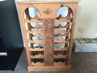 Wine rack/ cabinet