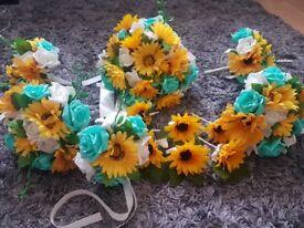Beautiful Artificial Wedding Flowers