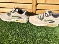 Nike Air Max 90 Premium Suede - Women's Size UK 5 / EUR 38.5