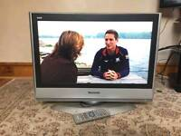 "Panasonic 26"" HD LCD TV FREEVIEW WITH REMOTE"