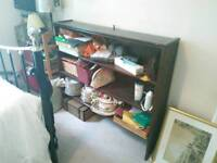 Solid shelves
