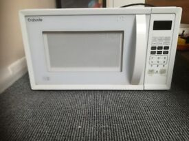 White abode microwave