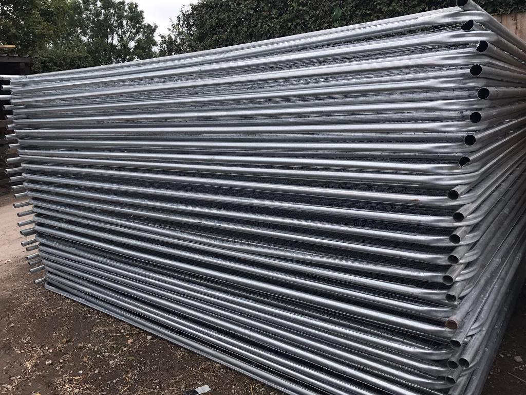 Heras temporary security fence panels new in wilmslow heras temporary security fence panels new baanklon Images