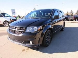 2014 Dodge Grand Caravan SXT - BLACK TOP EDITION ONE OWNER