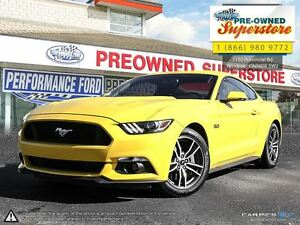 2016 Ford Mustang GT***automatic/NAV***