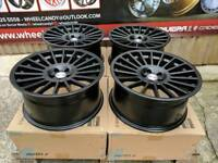 "18"" Avid.1 AV54 Alloy wheels 5x100"