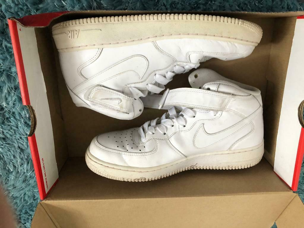 Ammco bus : Nike air force 1 high top mens trainers