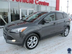 2016 Ford Escape Titanium 4X4, Power Panorama Sunroof, 2.0L