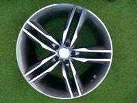 Mercedes Alloy Wheel Rims 20 Inch Immaculate Condition In West London