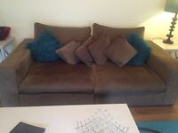 Large Cord Sofas