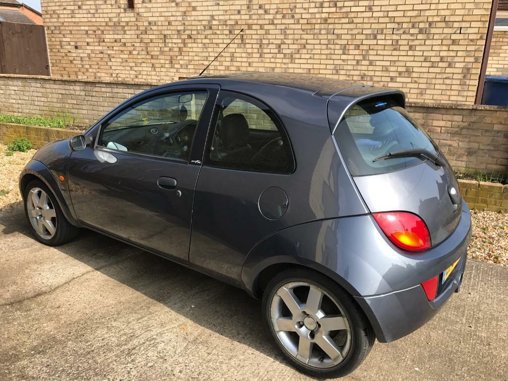 ford ka sport 1 6 for sale in cambridge cambridgeshire. Black Bedroom Furniture Sets. Home Design Ideas