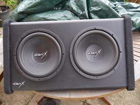 MutantX Bass Box