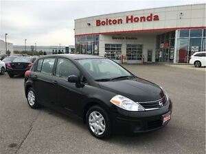 2012 Nissan Versa 1.8 S Accident Free