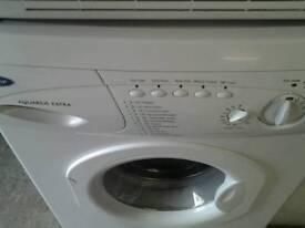 Hotpoint washing machine as new