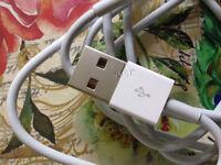 Apple USB Sync Lightning Charger Data CableFor iPhone 6,5 iPad/iPod(1M) (min order 100 pcs)