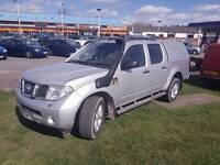 2007 Nissan navara 4x4