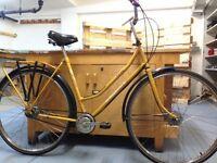 "Batavus Retro - Dutch city bike 21""- 3 spd - drum brake"
