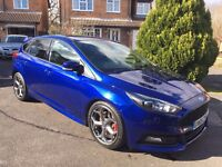 Ford Focus ST3 - Deep Impact Blue