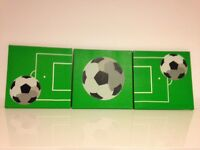 Canvas Football Wall Pictures
